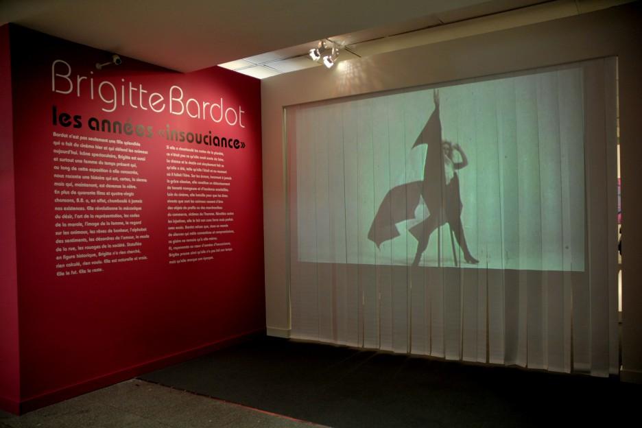 Brigitte Bardot, les années insouciantes